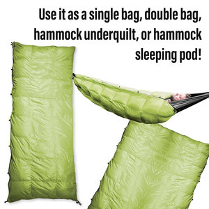 hammock sleeping bags